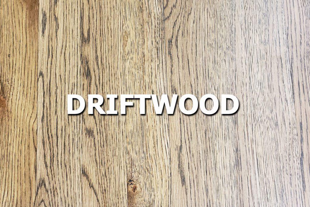 driftwood stain sample